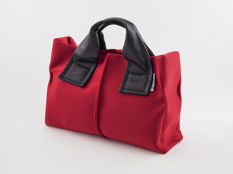 ナカハシ kawa-kawa トートバッグ Wet 153 Red *季節限定色
