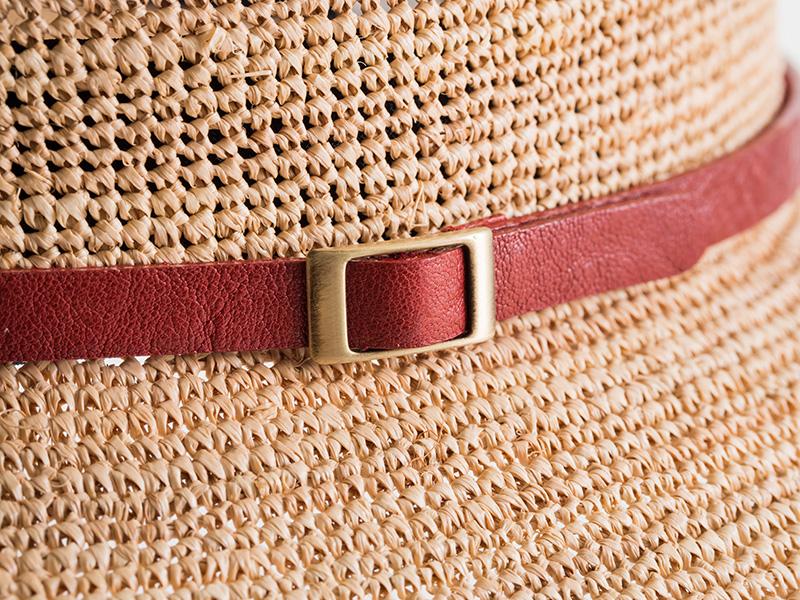 石田製帽 キャペリンハット