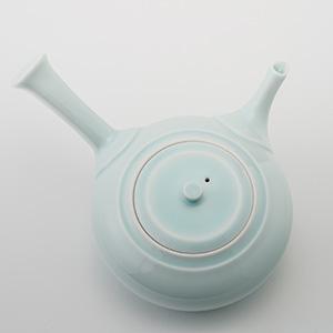 波佐見焼 青磁 一服茶器